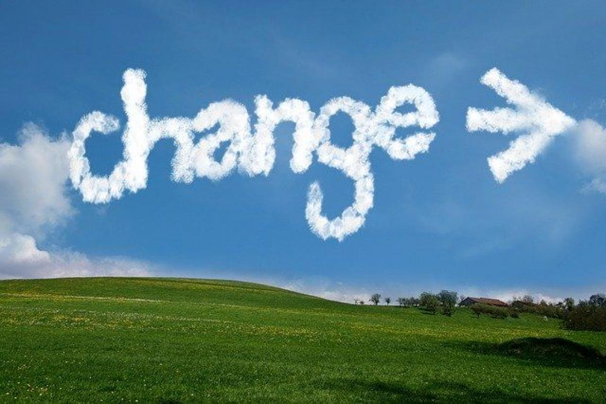 From impact intention to impact management: Are you ready for the change?