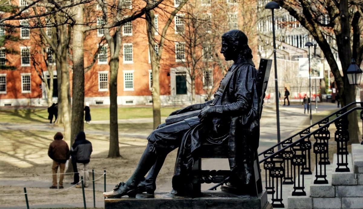 A Harvard Education