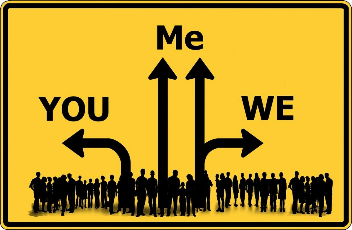 We Versus Me: Identifying An Investment Mindset