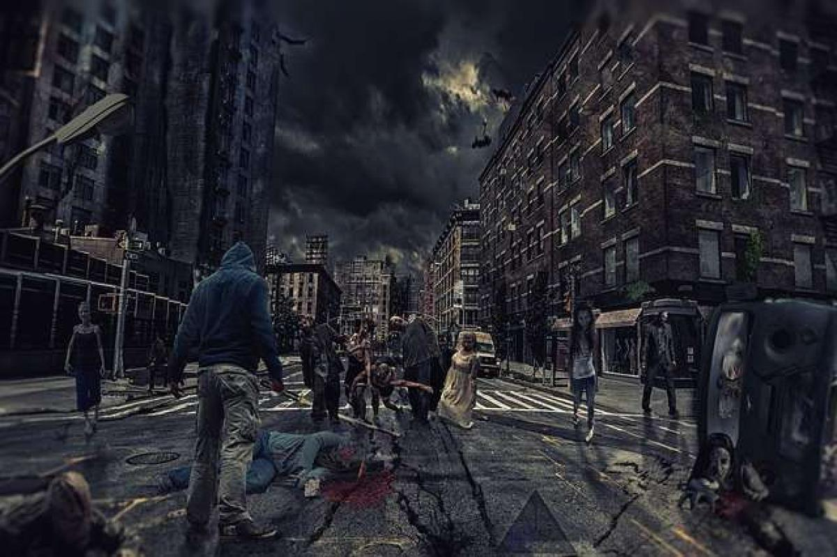 THE RISE OF ZOMBIE STOCKS: The Dead versus the Living